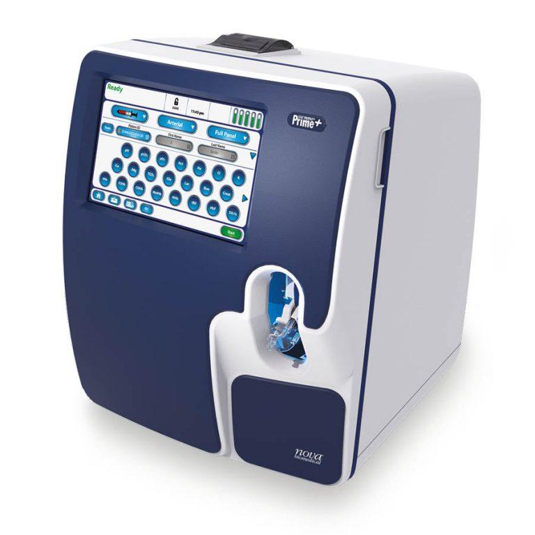 Stat Profile® Prime Plus BGA-Gerät für den Point-of-Care.