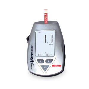 StatSensor® Xpress Kreatinin Teststreifen-System für den Point-of-Care.