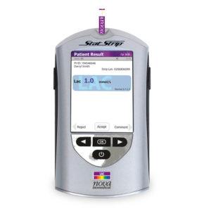 StatStrip® Connektivity Laktat Connectivity Teststreifen-System für den Point-of-Care.