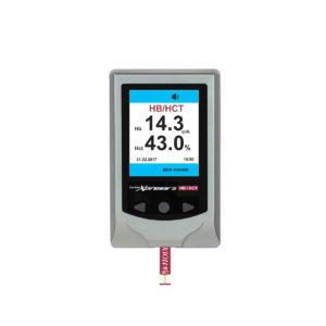 StatStrip® Xpress 2 Hämoglobin und Hämatokrit Teststreifen-System für den Point-of-Care.