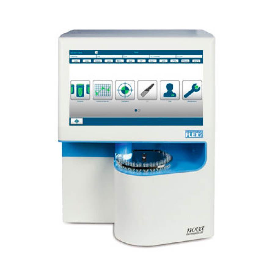 Bioprofile® FLEX2 Zellkultur-Analysegerät für Unternehmen der Biotechnologie und Pharmazie.