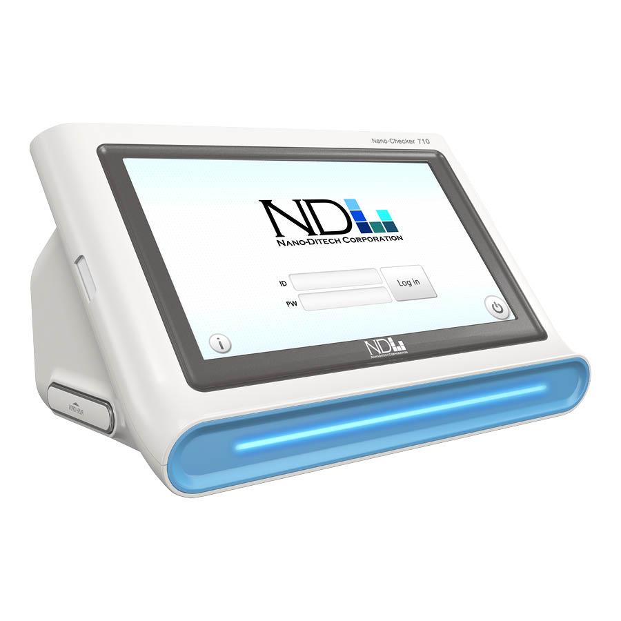 Nano-Checker™ Immunassay-Analysator zur Bestimmung der wichtigsten Biomarker.