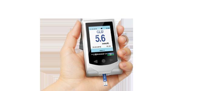 StatStrip® Xpress 2 Glucose/Ketone Blutzuckermessgerät für den Point-of-Care